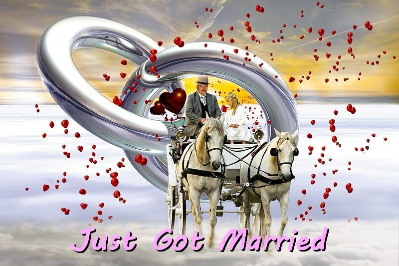 Congratulations on your marriage!