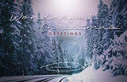 Wonderful Christmas Greetings